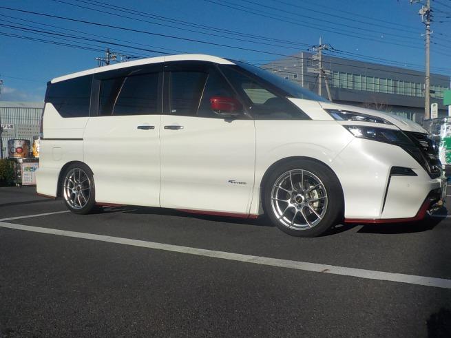 BBS RF タイヤ館伊勢崎